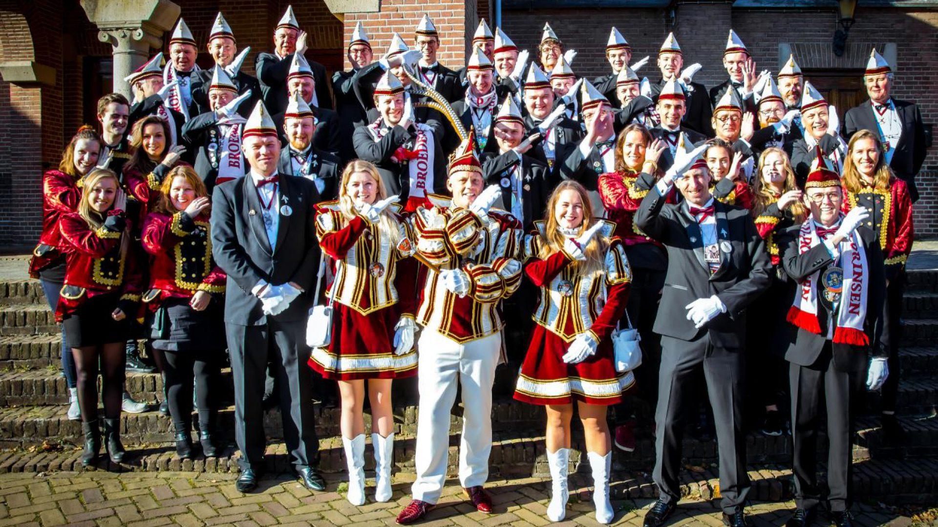 Carnavalsvereniging c.v. de Cavalieren